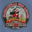 Jacksonville Fire Department Station 31 Company Patch