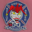 Jacksonville Fire Department Station 50 Company Patch