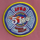Jacksonville Fire Department Engine 51 Rescue 51 Company Patch