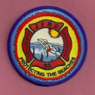Jacksonville Fire Department Engine 55 Rescue 55 Company Patch
