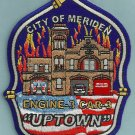 Meriden Fire Department Engine Company 3 Patch