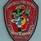 Peekskill Fire Department Rescue Company 134 Patch