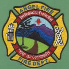 Angel New Mexico Fire Rescue Patch
