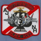 VF-41 BLACK ACES U.S. NAVY FIGHTER SQUADRON PATCH
