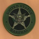 United States Marshal Seal Police Patch