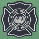 Phoenix Arizona Fire Patch