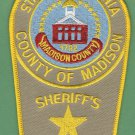 Mason County Sheriff  Virginia Police Patch