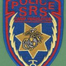 Camp Pendleton Marine Base California Police SRS Patch