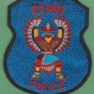 Zuni Nation New Mexico Tribal Police Patch