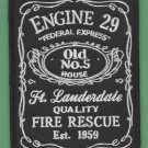 Fort Lauderdale Fire Department Engine Company 29 Patch