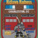 Charleston Engine 15 Ladder 4 Fire Company Patch