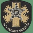 UNITED STATES SECRET SERVICE EMT EMERGENCY MEDICAL TECHNICIAN PATCH