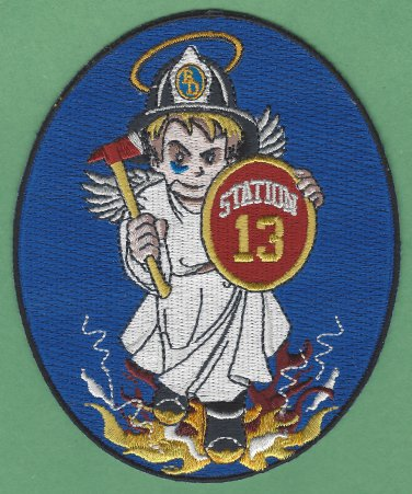 Fort Wayne Fire Department Station 13 Company Patch