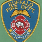 Buffalo New York Fire Patch