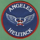 Angeles National Forest USFS Helitack Crew Fire Patch