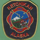 Ketchikan Alaska Fire Patch