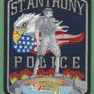 St. Anthony Idaho Police Patch