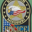 Exeter Missouri Police Patch