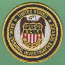 United States NCIS Naval Criminal Investigative Service Patch