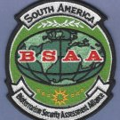 Resident Evil South America BSAA Bioterrorism Security Assessment Alliance Patch