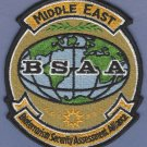Resident Evil Middle East BSAA Bioterrorism Security Assessment Alliance Patch