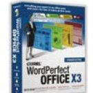 Corel WordPerfect Office X3 Standard Upgrade