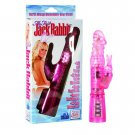 My First Jack Rabbit Vibrator - Pink