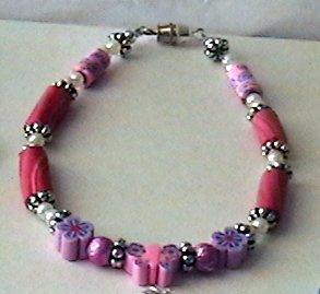 Clay Beads Bracelets