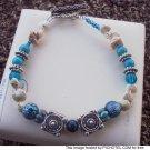 Seashell Inspired Bracelet