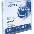 SONY LTX400G 400/800GB LTO3 ULTRIUM DATA CARTRIDGE