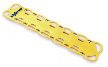 Yellow Laerdal BaXStrap Spineboard 12 Pins Part #982500 New