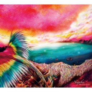 """NUJABES """"SPIRITUAL STATE"""" JAPAN CD 2011"""