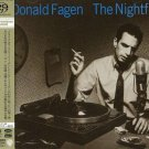 "DONALD FAGEN ""THE NIGHTFLY"" JAPAN HYBRID SACD DSD MULTI-CH 2011 *SEALED*"