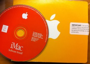iMac g3 software set os 8.5