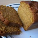 Pumpkin Bread with nuts