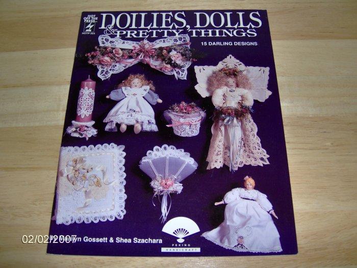 Doilies, Dolls & Pretty Things