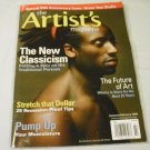 The Artist's Magazine January/February 2009