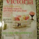 Victoria Magazine October 2001