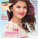 Teen Vogue magazine, June/July 2011-Selena Gomez on cover. (Paperback)