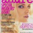 Allure Magazine (March 2010) (Jessica Simpson - Globe-trotting Beauty Spy)