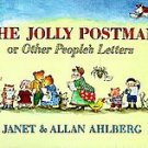 The Jolly Postman or Other People's Letters by Janet & Allan Ahlberg (Hardcover)