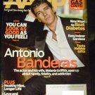 AARP November 2011 (Antonio Banderas)