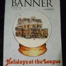 Banner Magazine The Union League of Philadelphia Membership News November 2011