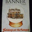 Banner Magazine The Union League of Philadelphia Membership News November 2011