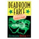 Dead Room Farce by Simon Brett (1998, Hardcover)
