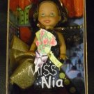~ NEW ~ Miss Nia, Career Day Kelly Club Barbie Doll