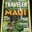 National Geographic Traveler, March 2010, Maui