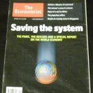 The Economist October 11TH-17TH 2008 (Saving the System)