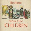 Bedtime Bible Stories for Children [Hardcover] Peter Fernandez (Author) (1969)