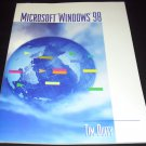 Microsoft Windows 98 by Tim Duffy (1999, Paperback)